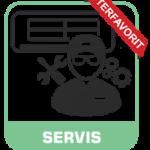 service ac serpong